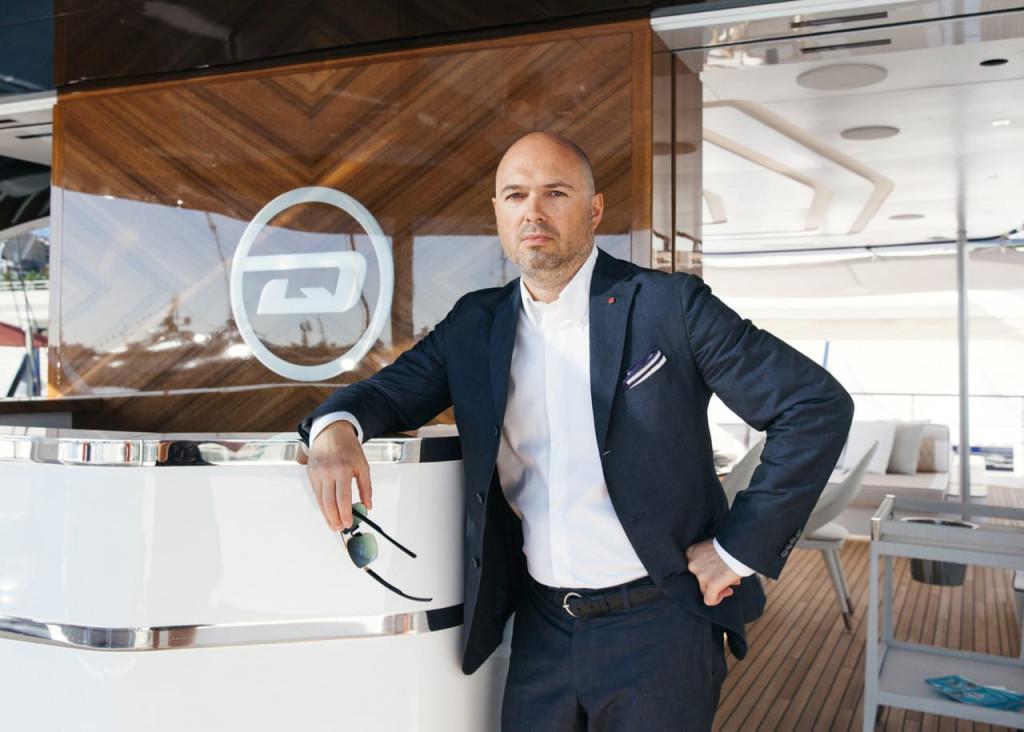 Sergei Dobroserdov, Founder & CEO of Monaco-based Dynamiq