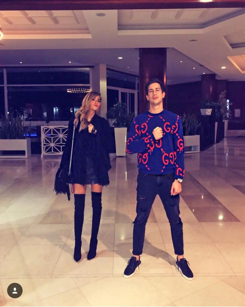 Alberto Franceschi & Natasha Tozzi