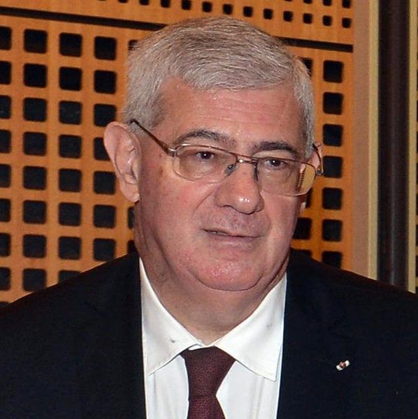 Henri Fissore, newly appointed Chairman of the Board of the Grimaldi Forum. Photo: Charly Gallo/Press centre