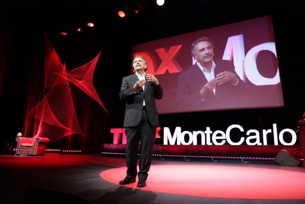 The captivating and hilarious Dr Ernesto Sirolli who's TedX talk in 2012 has been translated into 35 different languages and viewed nearly 3 million times. Photo: Kaidi-Katariin Knox