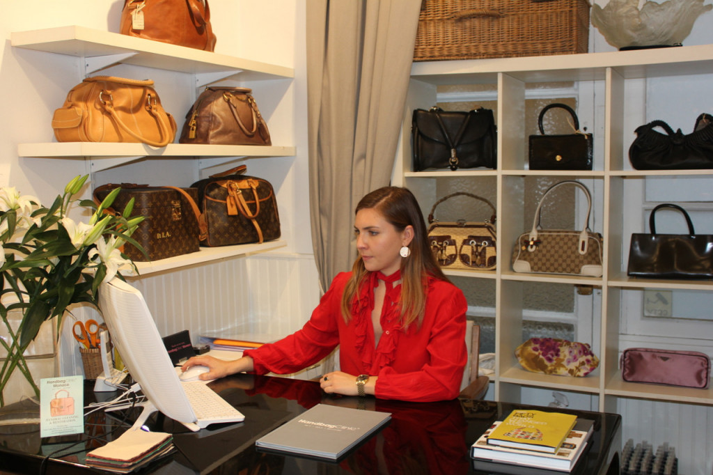 Queen Bee's Handbag Clinic. Photo: Monaco Life