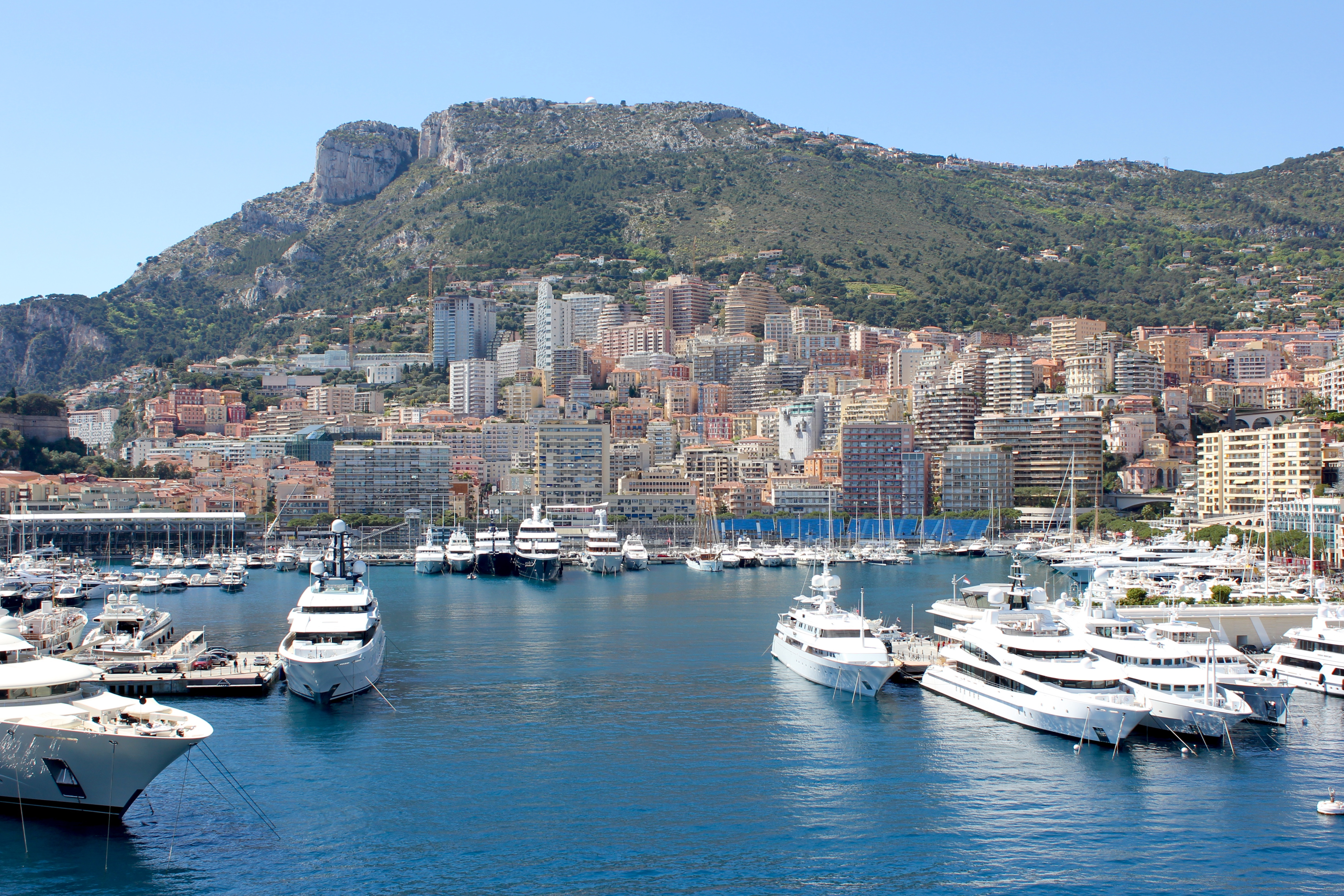 Monaco One Of Europe S Top 20 Destinations For European Vacation