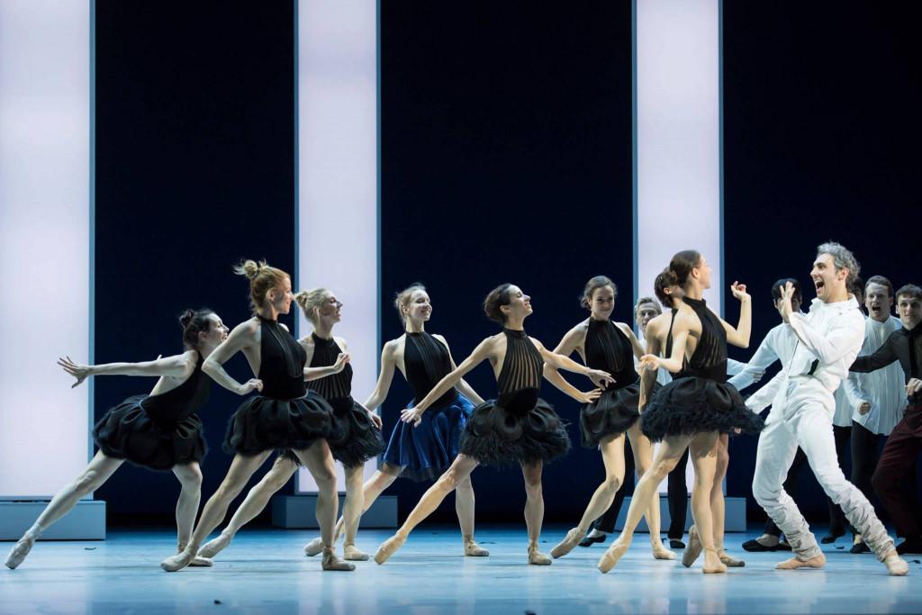 La Mégère Apprivoisée. Photo: Alice Blangero/Facebook Ballets de Monte Carlo