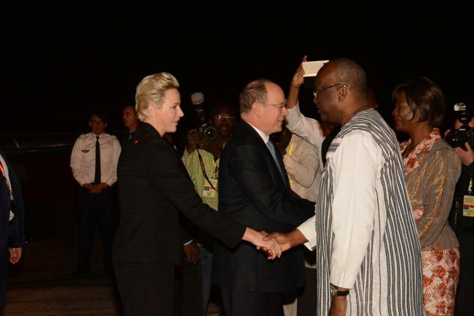 Photo: Facebook Ministère des Affaires Etrangères, de la Coopération et des Burkinabè