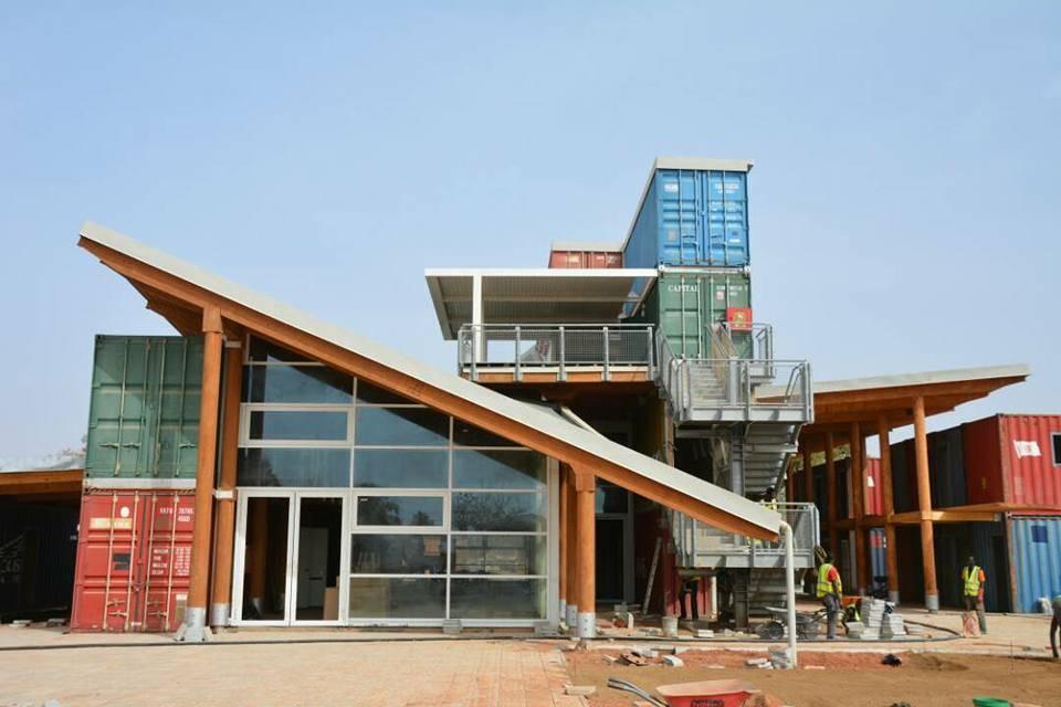 Aquatic centre Burkina Faso