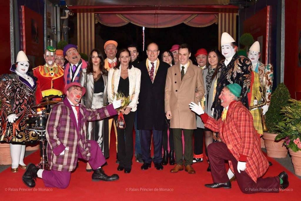 Photo: Facebook C. Gallo, E. Vitalli and F. Nebinger/Palais Princier