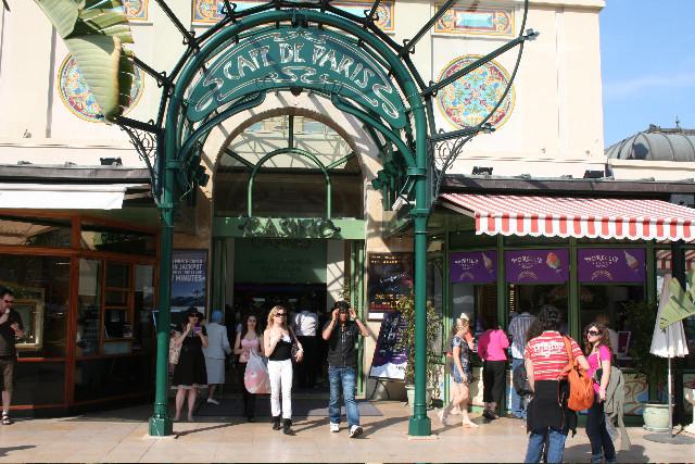 Morelli's Gelato shop