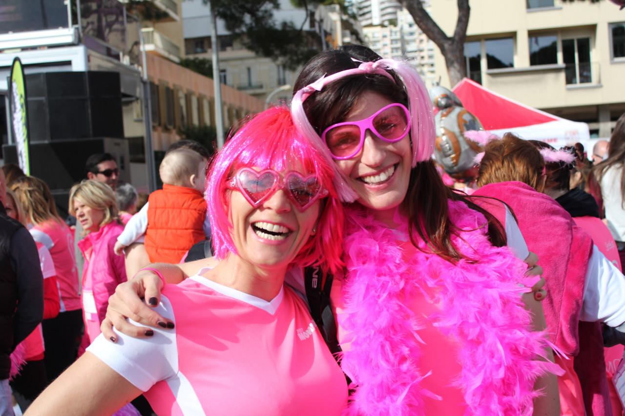 Pink Ribbon Monaco Walk 2017. Photo: Monaco Life