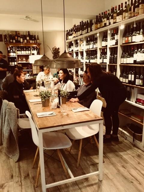 Restaurant Valentin Photo: Gabrielle Darricarrere