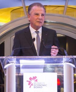 MEB President Michel Dotta. Photo: MEB