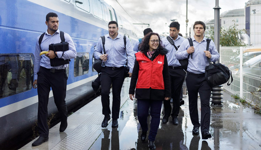Photo: Facebook SNCF