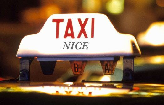 Photo: Taxi Nice Riviera