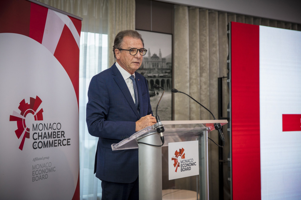 Michel Dotta, MEB President. Photo: Realis/MEB