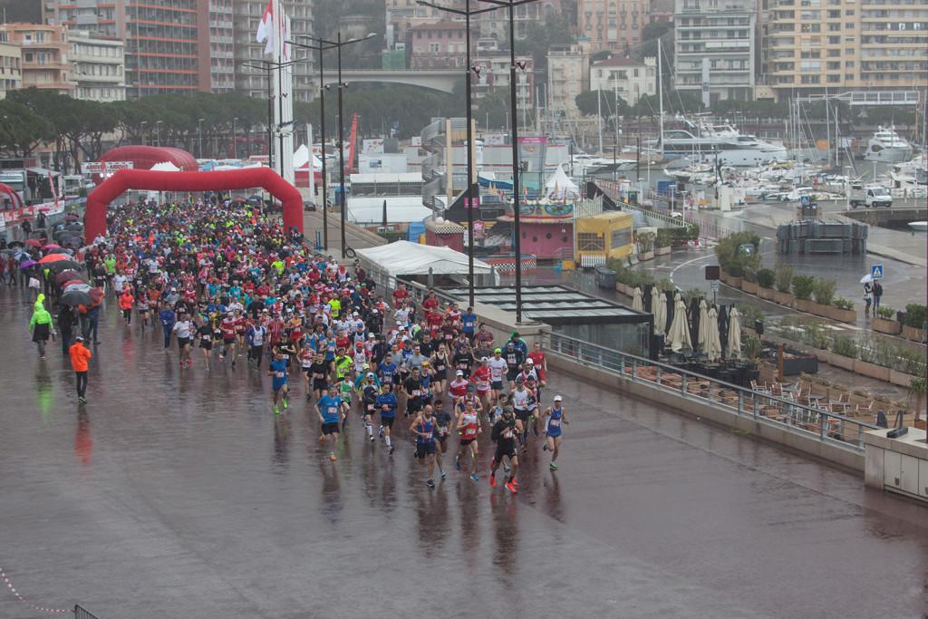 Monaco Run 2018. Photo: Claude Ingargiola