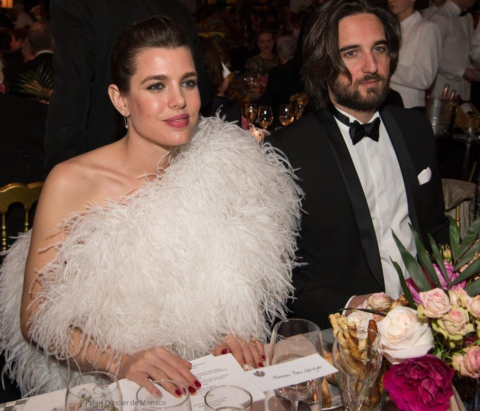 Wedding charlotte casiraghi