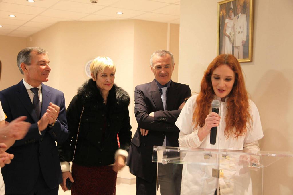 Dr Cécile Ortholan. Photo: Facebook Centre Hospitalier Princesse Grace - CHPG