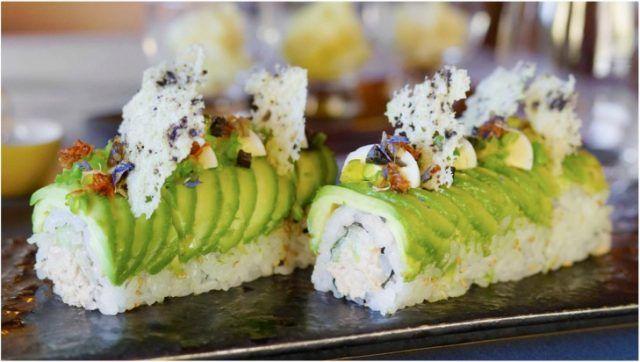 "Moshi Mosh's ""Niçoise Salad"". Photo: Facebook Moshi Moshi"