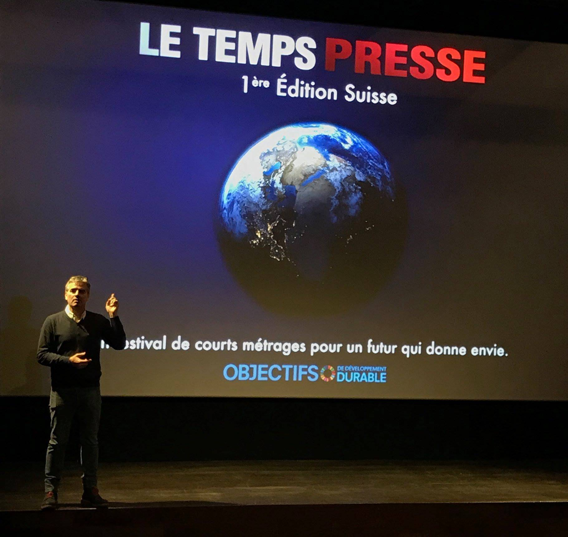Photo: Facebook Festival Le Temps Presse