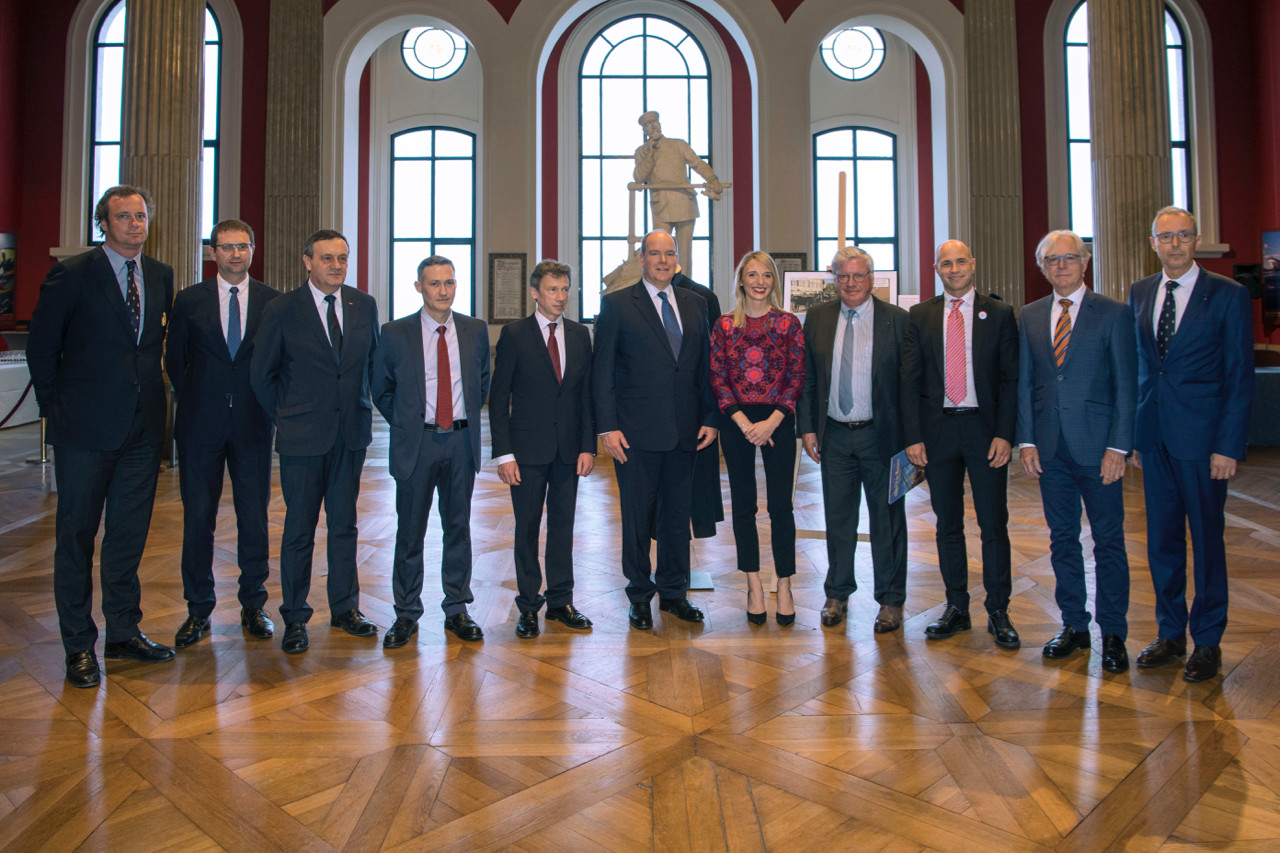 Photo: M .Dagnino-Musée Océanographique