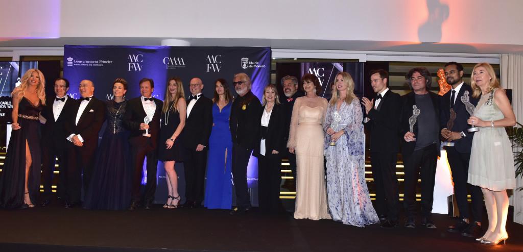 MCFW Fashion Awards Ceremony & Gala Dinner, YCM. Photo: Saverio Chiappalone