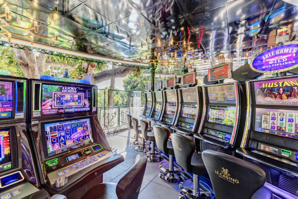 Record jackpot at Casino Café de Paris