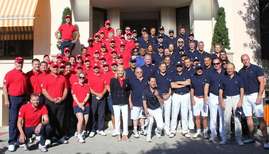 Celebrity Golf Cup Monaco 2018