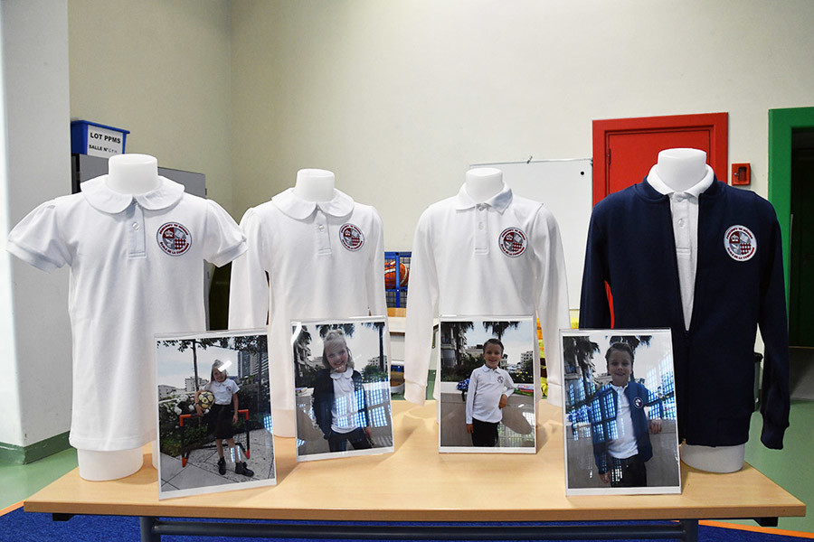 Condamine School uniforms - 2018