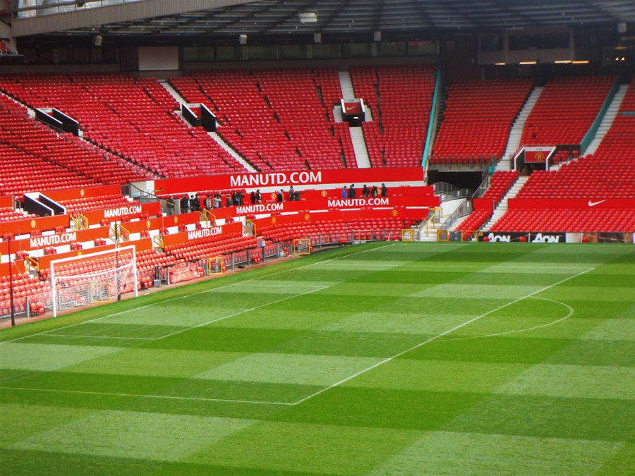 Old Trafford - Manchester United stadium