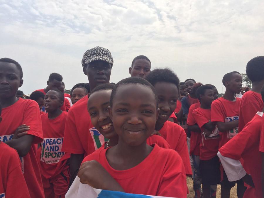 2018 Friendship Games in Bujumbura, Burundi