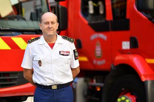 Lieutenant-Colonel Norbert Fassiaux - © Directorate of Communication / Manuel Vitali