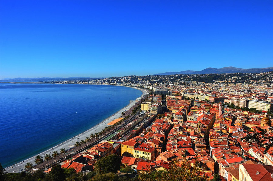 Nice, Coote D'Azur