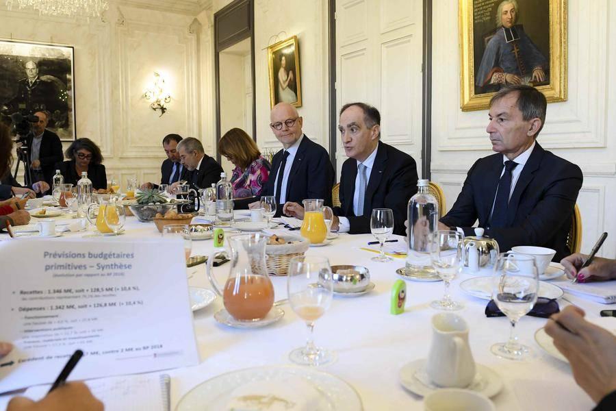 Presentation Primitive Budget 2019 - © Directorate of Communication / Manuel Vitali