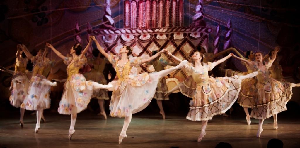 Nutcracker ballet - Moscow National Ballet