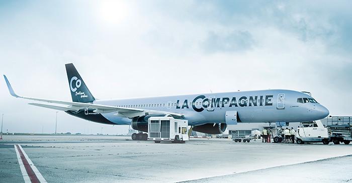 La Compagnie jet