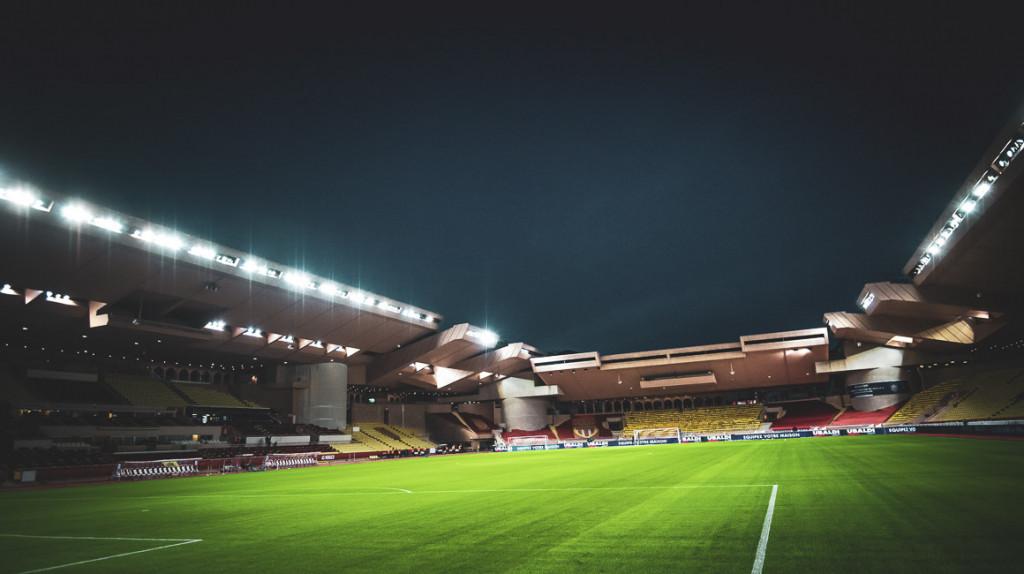 AS Monaco stadium