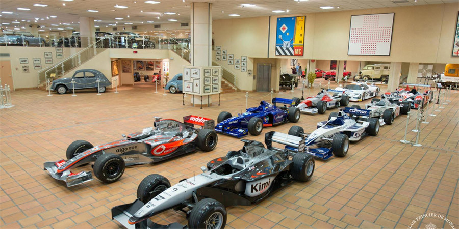 HSH Prince of Monaco car collection