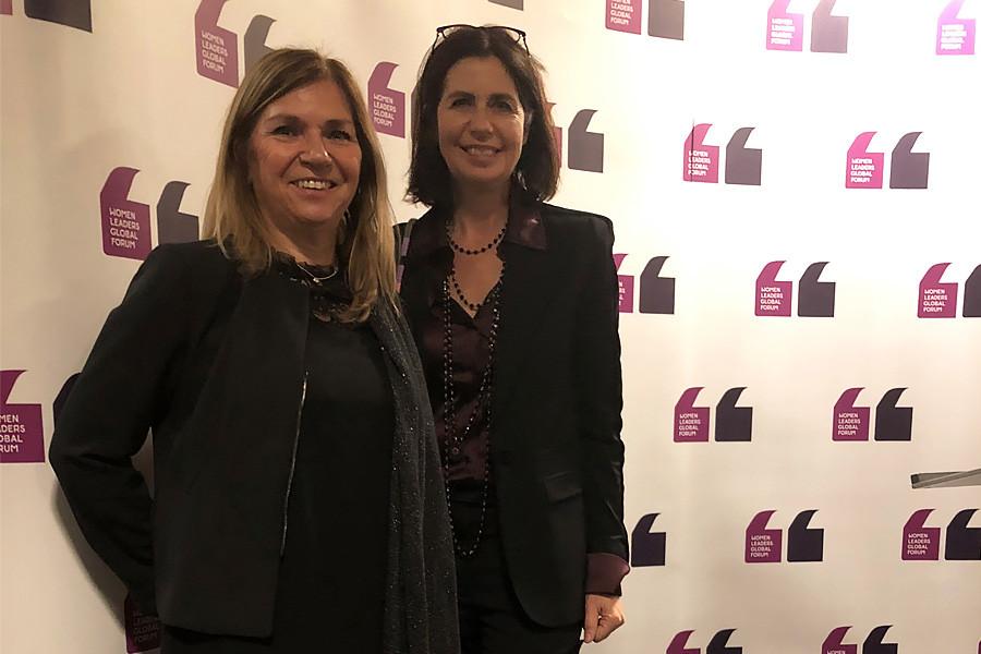 Corinne Bertani and Béatrice Fresko-Rolfo