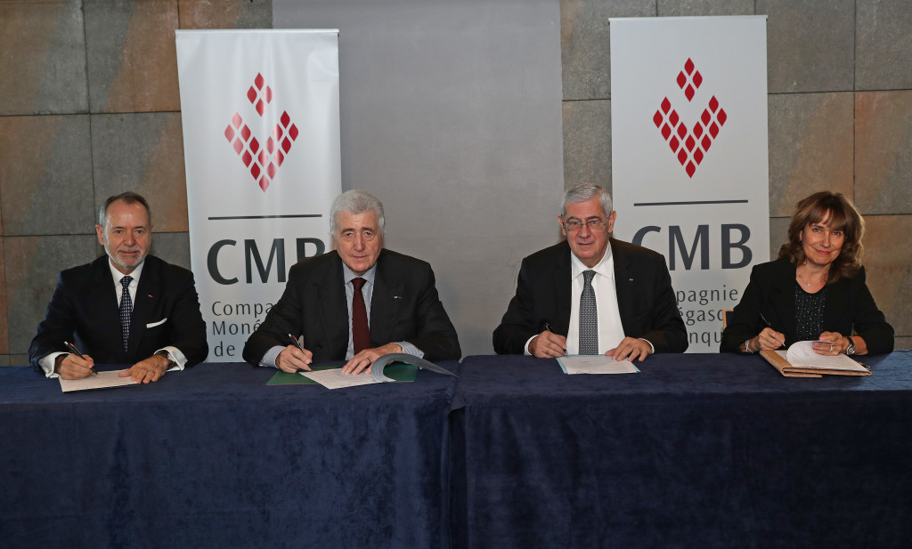 Compagnie Monégasque de Banque renewed its patronage of The Grimaldi Forum, which has been in place since 2005.