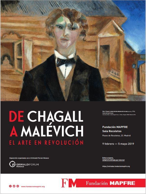 De Chagall a Malevich