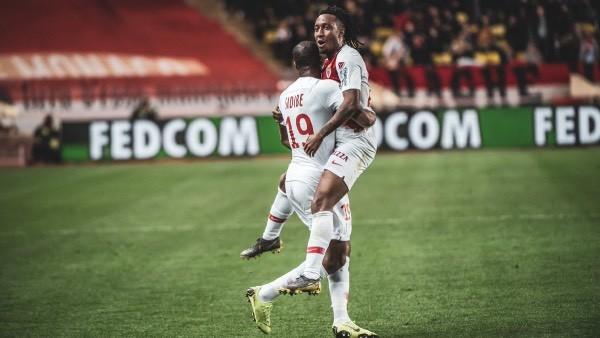 Gelson Martins AS Monaco