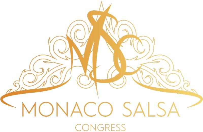 Monaco salsa congress logo