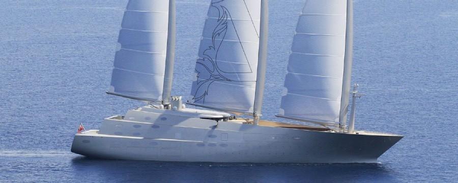 Hero Fleet sailing yacht