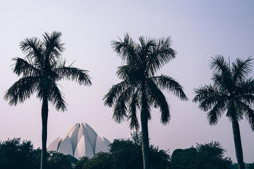 Lotus Temple - New Delhi
