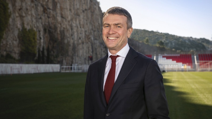 Oleg Petrov new president of AS Monaco
