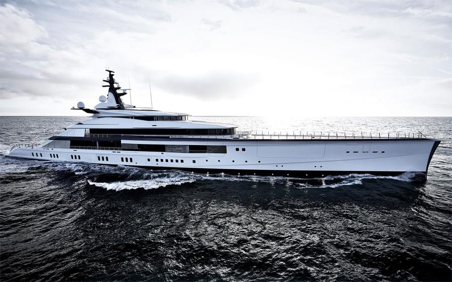 Bravo Eugenia by Oceanco