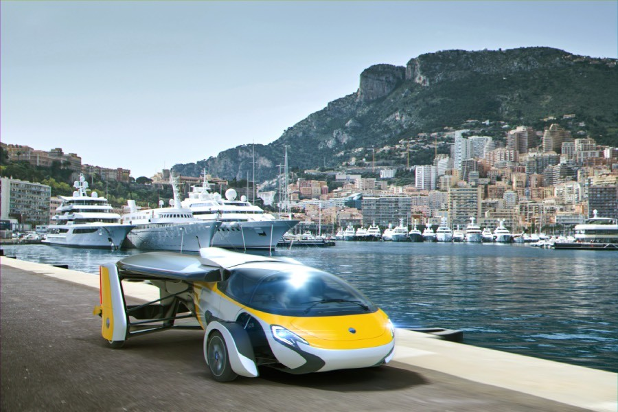 Aeromobil Europe S First Luxury Flying Car