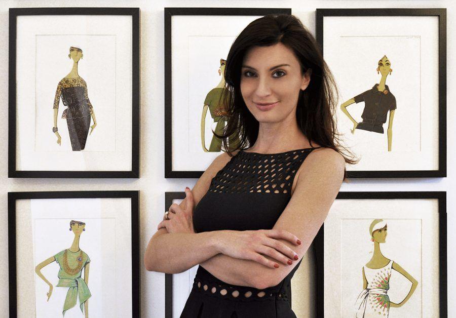 Interview Fashion Designer Alessandra Vicedomini