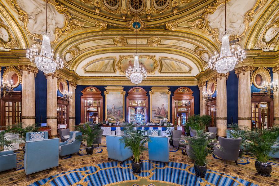 Casino de Monte-Carlo, Salon Européen