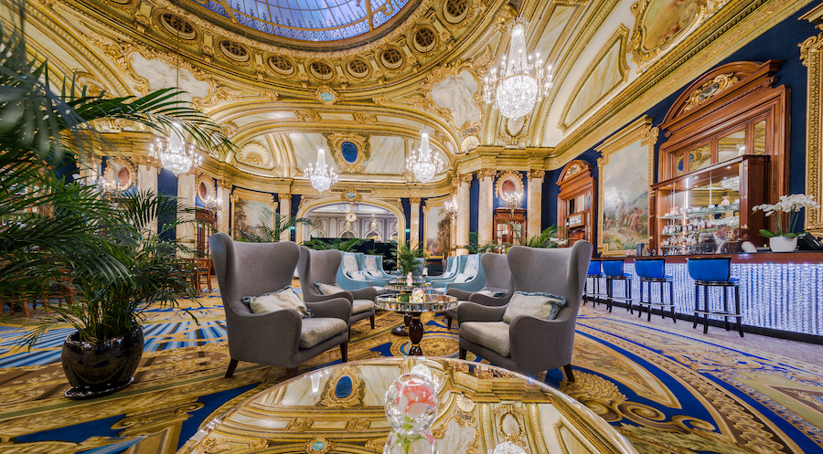 Casino de Monte-Carlo, Bar of the Salle Europe