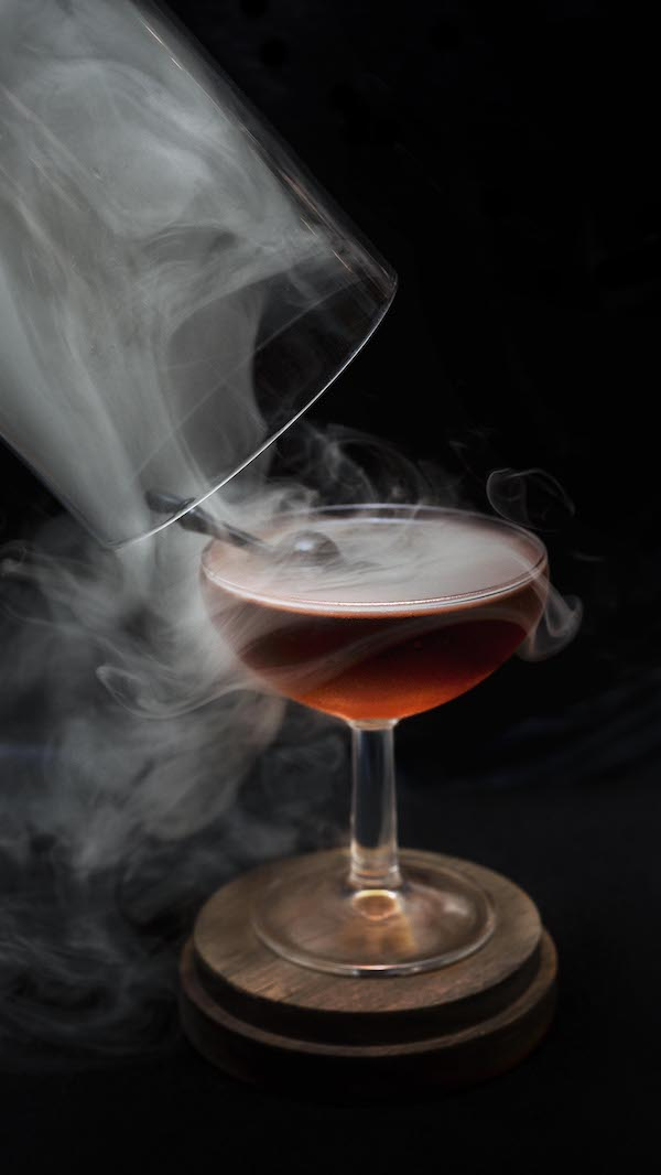 Festive cocktail recipes